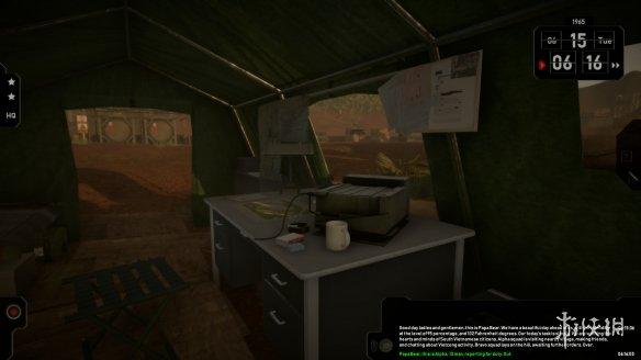 《無線電指揮官》游戲截圖