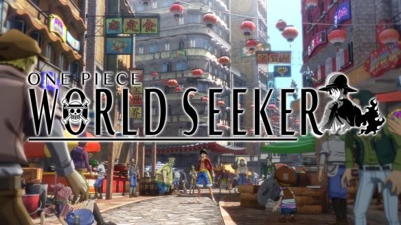 《海賊王:世界探索者》游戲截圖-2