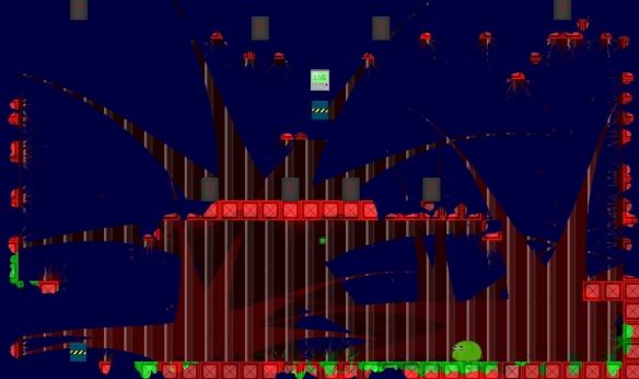 《果冻象逃脱》游戏截图