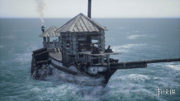 《野性的海洋》游戏截图