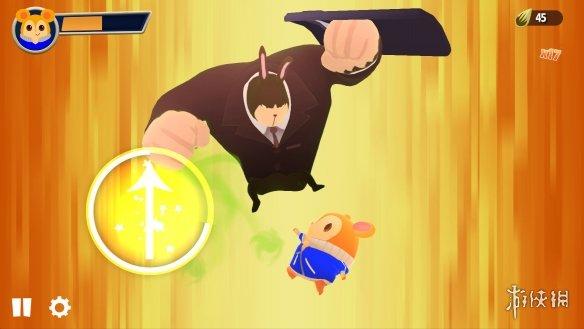 《Hamsterdam》游戲截圖