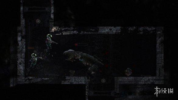 《Barotrauma》游戲截圖