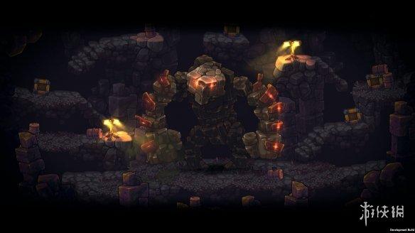 《丧尸洞窟》游戏截图