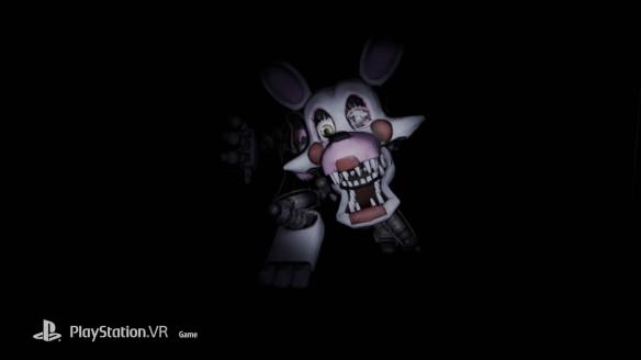 《玩具熊的五夜后宫VR:需要帮助》游戏截图