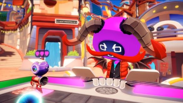 《迷你机器人混战》游戏截图