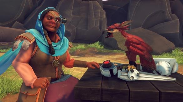 《獵鷹紀元》游戲截圖