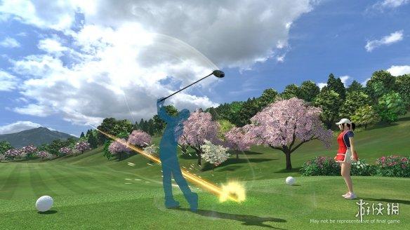 《大眾高爾夫VR》游戲截圖-2