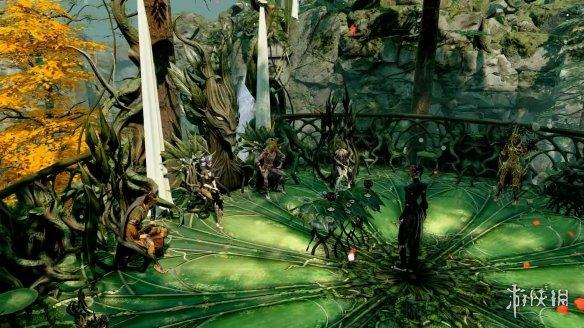 《神界:英雄再临》游戏截图