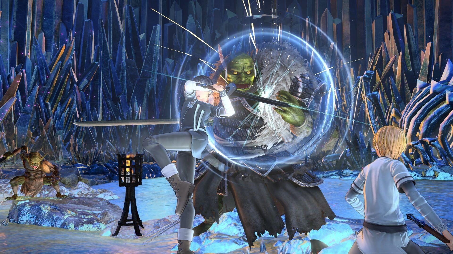 刀剑神域:彼岸游境 SWORD ART ONLINE Alicization Lycoris 【新版v1.40】插图1