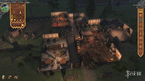 《十字路酒店》游戏截图