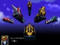 《超級機器人大戰T》游戲截圖-2