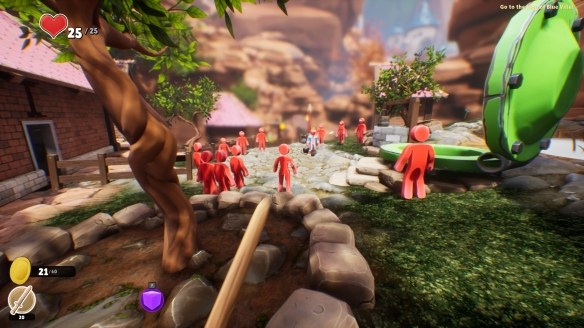《Supraland》游戲截圖