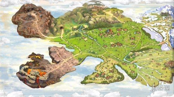 《荒野大蛮神》游戏截图