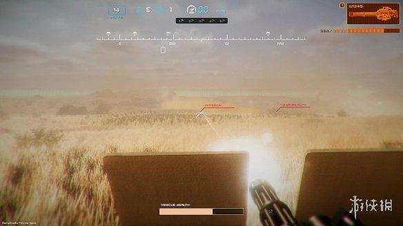 《豺狼獵場》游戲截圖