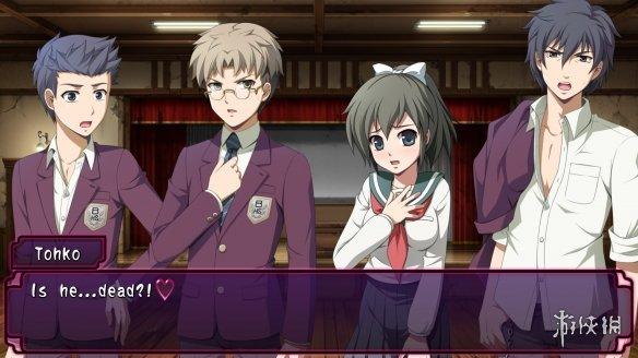 《尸体派对:幸子的恋爱游戏》游戏截图