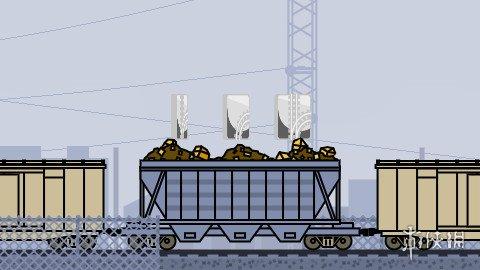 《铁轨》游戏截图