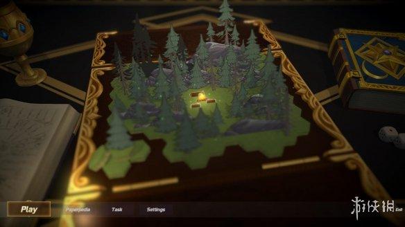 《紙境英雄》游戲截圖