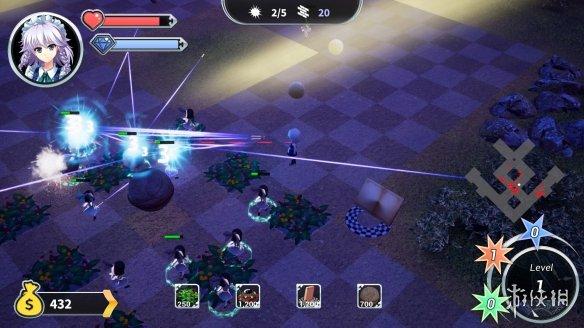 《幻想鄉守護者》游戲截圖