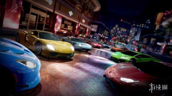 《极限竞速街头赛》游戏截图