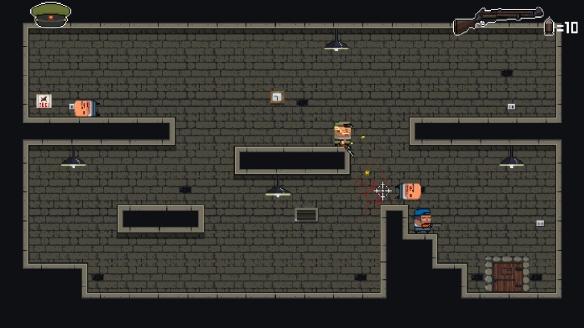 《時刻警惕》游戲截圖
