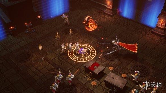 《异端Online》游戏截图