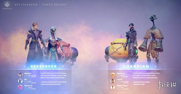 《AVARIAvs》游戲截圖