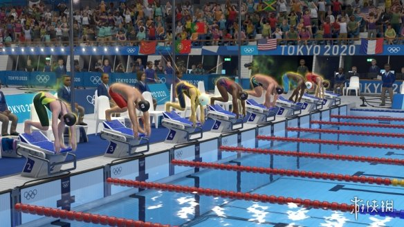 《2020東京奧運》游戲截圖