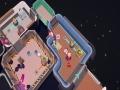 《太空乱游》游戏截图-2