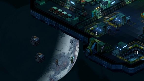 《太空避风港》游戏截图
