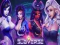 《SUBVERSE》游戲截圖