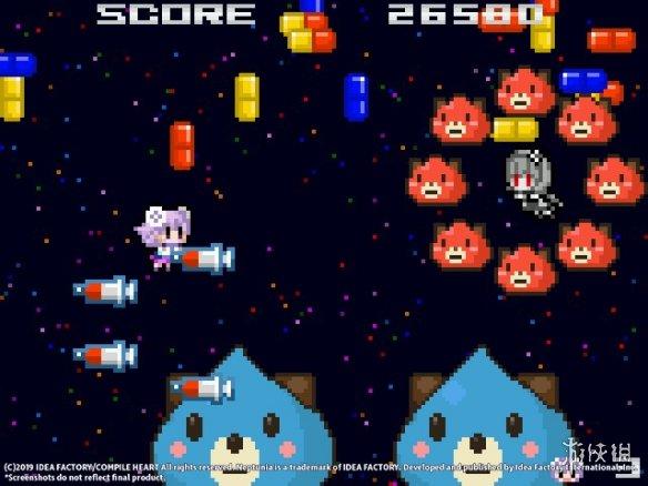 《海王星射击》游戏截图