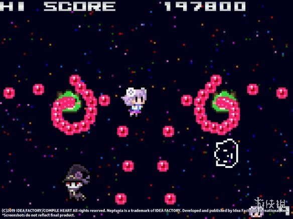 《海王星射擊》游戲截圖