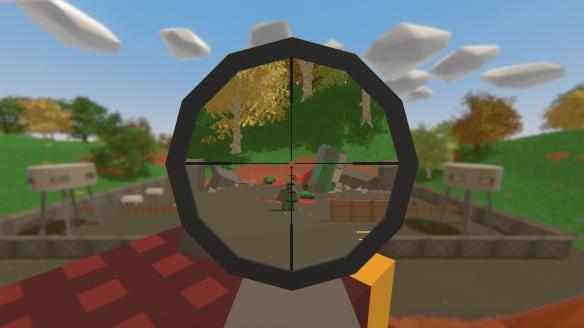 《未变异者》游戏截图