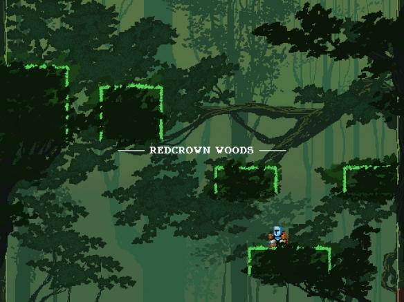 《跳跃之王》游戏截图