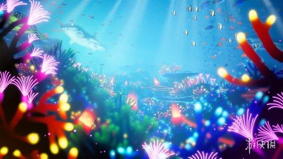 《珊瑚》游戲截圖