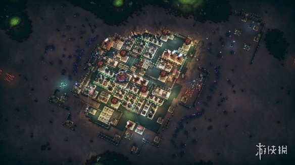 《梦幻引擎:移动城市》游戏截图