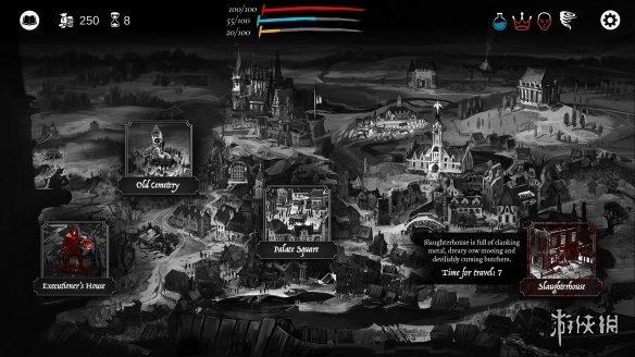 《處刑者》游戲截圖