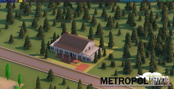 《大都市》游戏截图