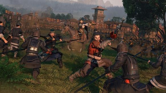 《全面战争:三国》游戏截图(1)-1