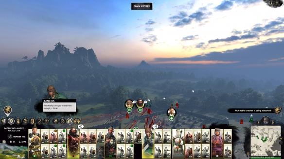 《全面战争:三国》游戏截图(1)-4