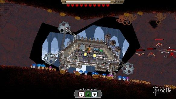 《机械矿工》游戏截图