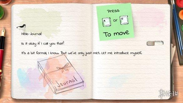 《遺落文字:超出頁面》游戲截圖