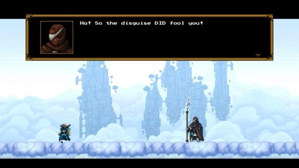 《信使》游戲截圖-2