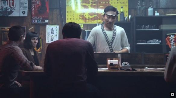 《幽灵线东京》游戏截图