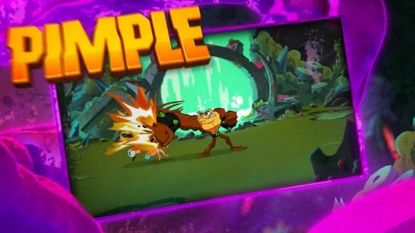 《忍者蛙》游戏截图