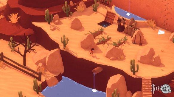《西部之子》游戏截图