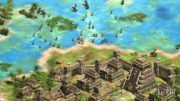 《帝国时代2:终极版》游戏截图4