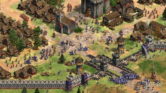 《帝国时代2:终极版》游戏截图5