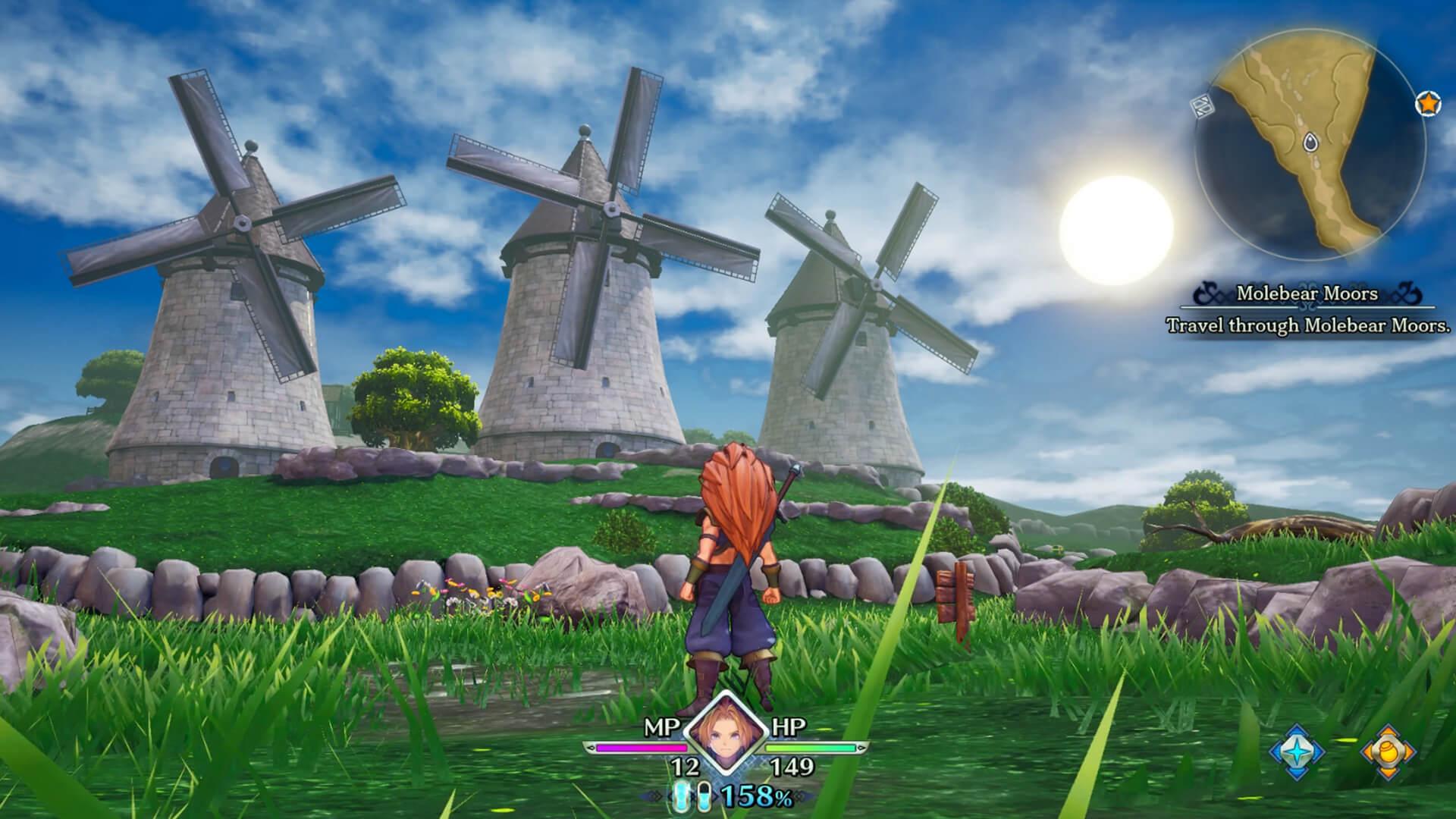 圣剑传说3重置版破解版百度云