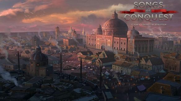 《征服战歌》游戏截图